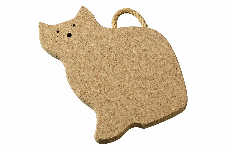onderlegger kurk kat