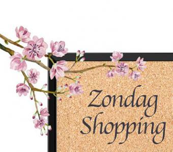 Zondag shopping Kurknaturel