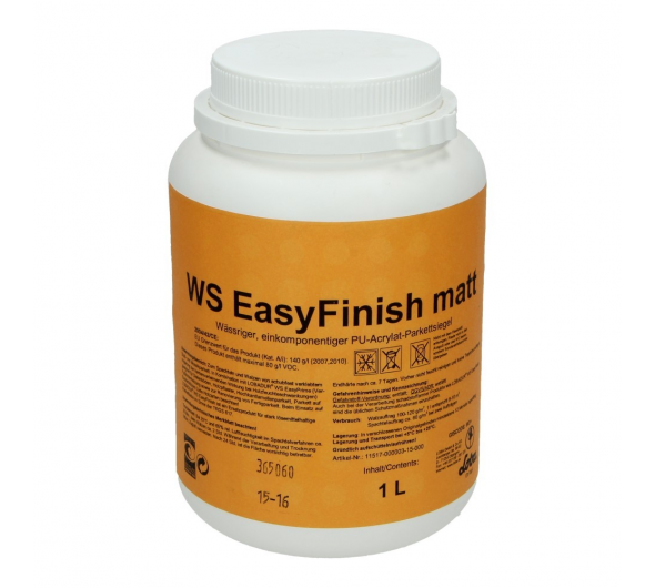 Lobadur® WS EasyFinish - 1l - Mat