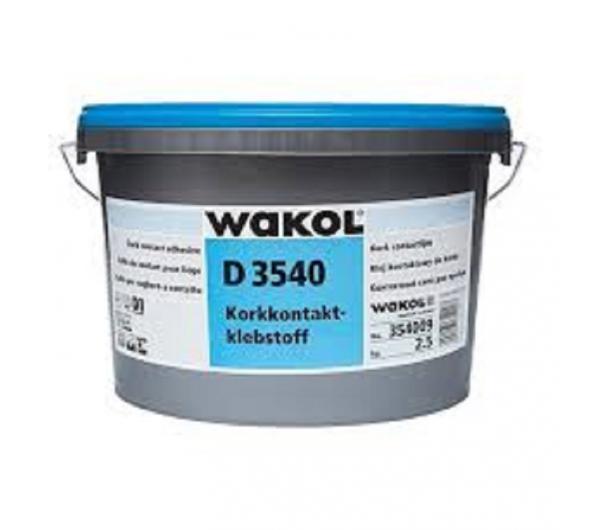 Wakol D3540 Kurk contactlijm - 2,5kg