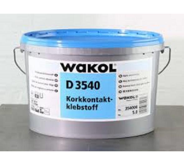 Wakol D3540 Kurk contactlijm - 5kg