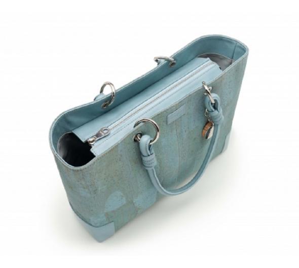 Handtas aquamarine