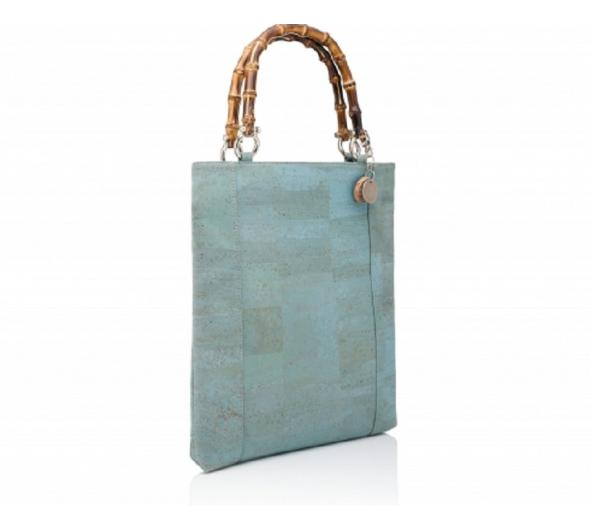 Cricket shopper aquamarine