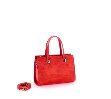 Handtas rood
