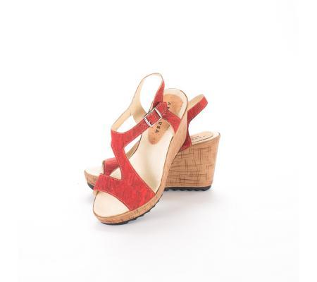 Sandaal rood