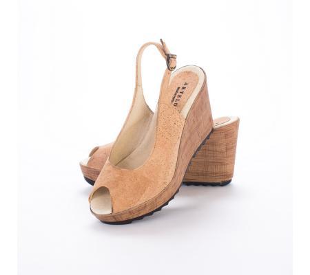 Sandaal beige