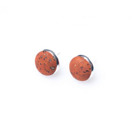 oorknopjes oranje