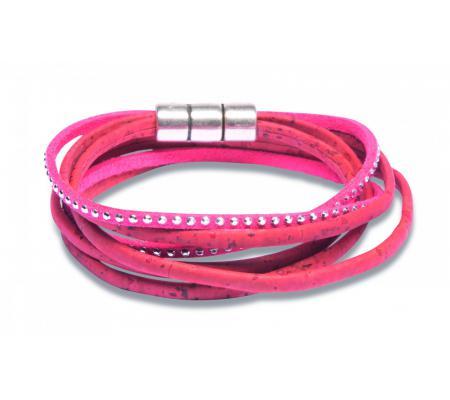 Armband roze